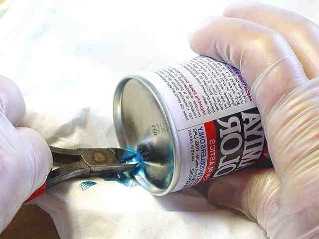 Comment débloquer un spray ?