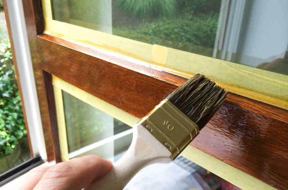 Comment peindre des fenêtres en PVC ?