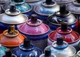 Comment purger un aérosol de peinture ?