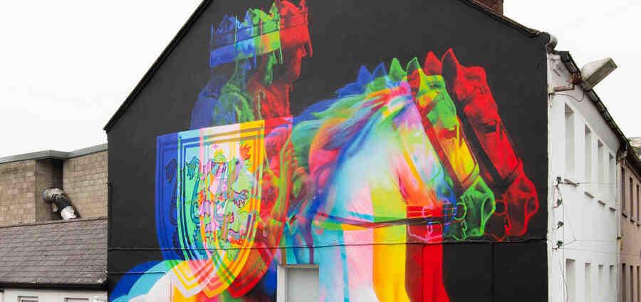 Comment réaliser du street art ?