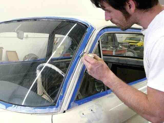 Est-il possible de peindre une voiture ?