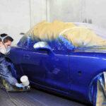Quelle peinture pour peindre une voiture ?