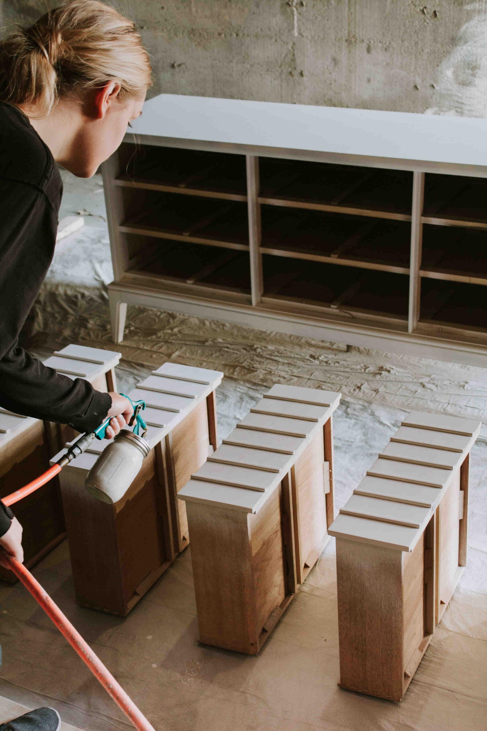 Comment enlever la vieille cire sur un meuble ?